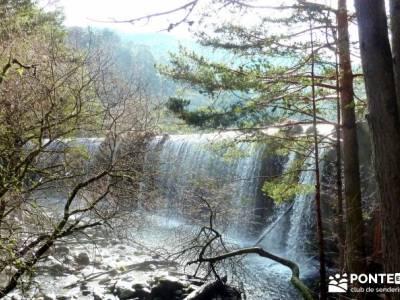 Cabeza Mediana y Camino de la Angostura; viajes de senderismo; clubs montaña madrid